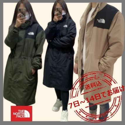 THE NORTH FACE MARTIS Nylon Jacket  Logo Unisex Street Style Outerwear