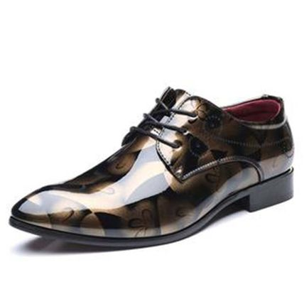 Street Style Oxfords