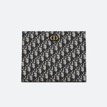 Christian Dior DIOR OBLIQUE Small 30 Montaigne Pouch