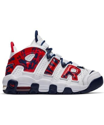 Nike AIR MORE UPTEMPO Kids Girl Sneakers