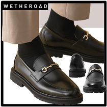 WE THE ROAD Oxfords