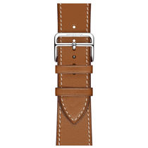 HERMES Unisex Blended Fabrics Apple Watch Belt Bridal Military