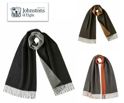 Casual Style Unisex Cashmere Lightweight Scarves & Shawls