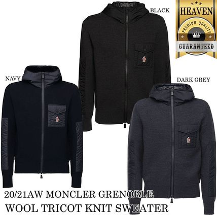 MONCLER GRENOBLE Sweaters