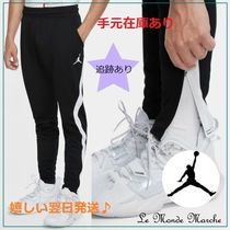 Nike AIR JORDAN Street Style Collaboration Plain Logo Pants