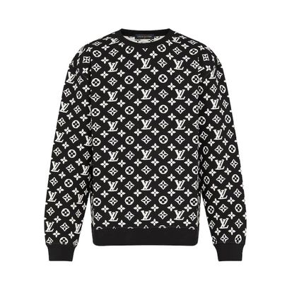 Louis Vuitton Luxury Sweatshirts
