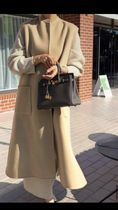 Casual Style Long Elegant Style Formal Style  Vest Jackets