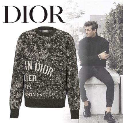 Christian Dior Sweaters 'Christian Dior Atelier' Sweater