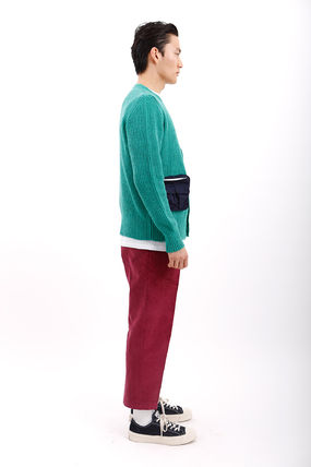 LC23 Cardigans Wool Street Style Cardigans 3