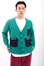 LC23 Cardigans Wool Street Style Cardigans 5