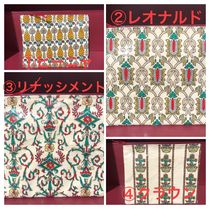GUCCI Flower Patterns Casual Style A4 Other Animal Patterns