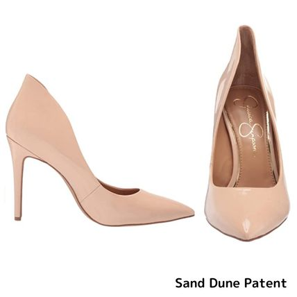 Elegant Style Formal Style  Pointed Toe Pumps & Mules