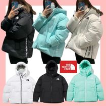 THE NORTH FACE WHITE LABEL Street Style Logo Down Jackets
