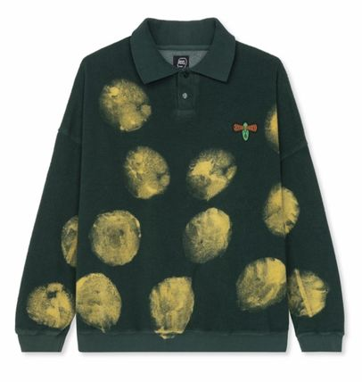 Pullovers Long Sleeves Logo Polos
