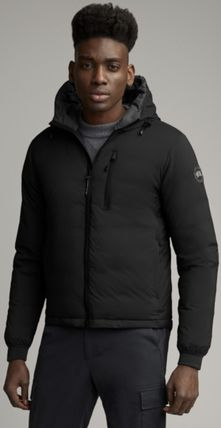 CANADA GOOSE Plain Down Jackets