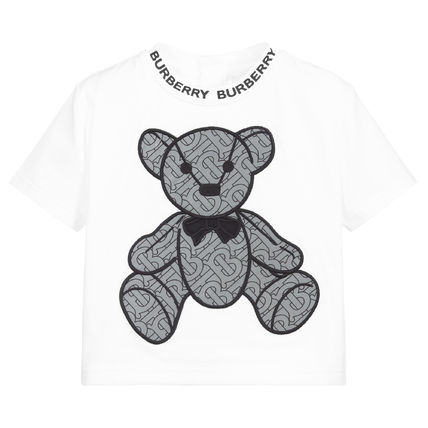 Burberry Street Style Baby Girl Tops