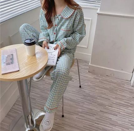 Gingham Lounge & Sleepwear