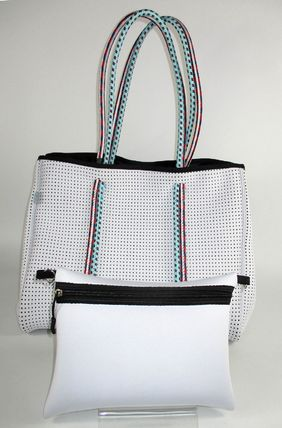 Blended Fabrics Oversized Co-ord Mothers Bags