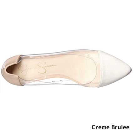 Plain Pointed Toe Shoes