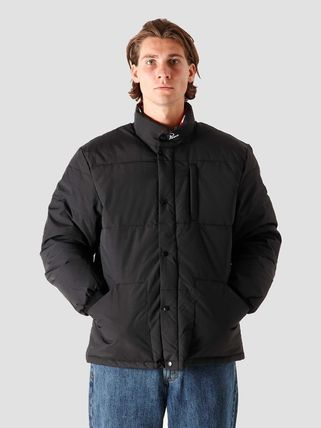 Nylon Plain Nylon Jacket  Jackets