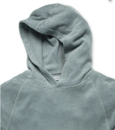 Outer known Hoodies Pullovers Sweat Street Style Long Sleeves Cotton Logo 3