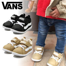 VANS Street Style Baby Girl Shoes