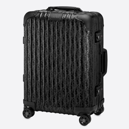 Christian Dior Dior And Rimowa Cabin Suitcase