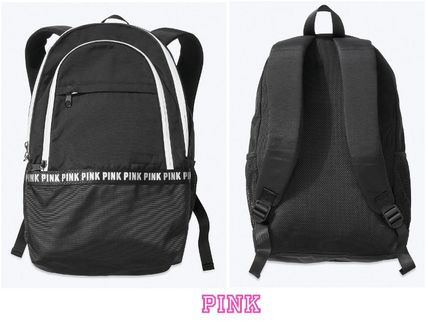 Casual Style Glitter Co-ord Backpacks