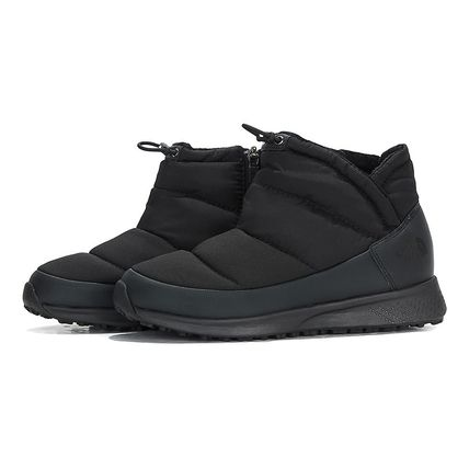 THE NORTH FACE WHITE LABEL Unisex Street Style Plain Logo Boots Boots