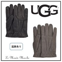 UGG Australia Street Style Plain Leather Logo