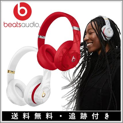 Beats by dre Unisex Street Style Collaboration Metallic