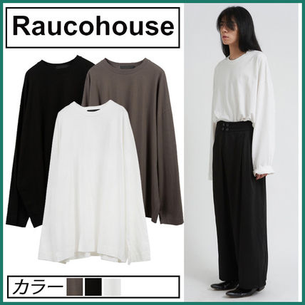 Raucohouse Street Style Logo T-Shirts