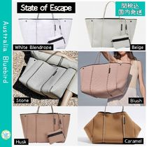 State of Escape Unisex Oversized Co-ord Mothers Bags