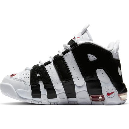 Nike AIR MORE UPTEMPO Unisex Kids Girl Shoes