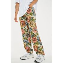 JADED LONDON More Jeans Flower Patterns Street Style Cotton Jeans 5