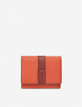 LOEWE SMALL VERTICAL WALLET Calfskin Pouches & Cosmetic Bags