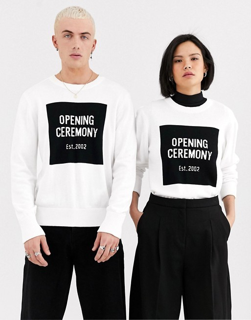shop opening ceremony clothing