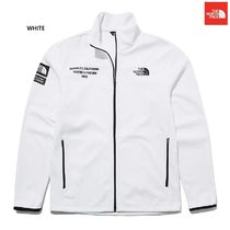 THE NORTH FACE Argile Wool Street Style Plain Track Jackets