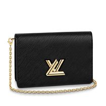 Louis Vuitton EPI Twist Belt Chain Wallet