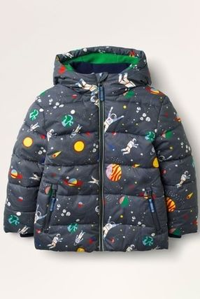 Unisex Kids Boy Outerwear