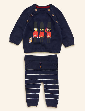Marks&Spencer Co-ord Baby Boy Tops