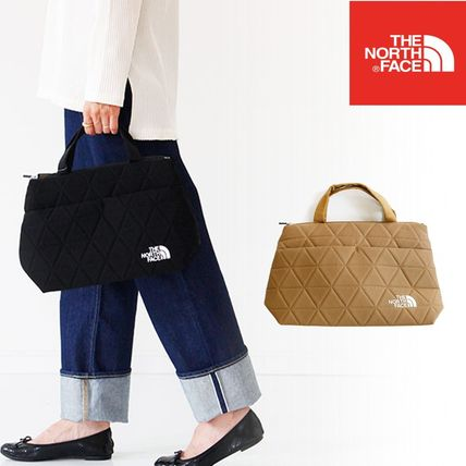THE NORTH FACE Unisex A4 Logo Totes