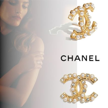 CHANEL Costume Jewelry Party Style Elegant Style Formal Style