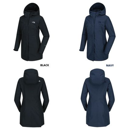 THE NORTH FACE Casual Style Medium Logo Coats