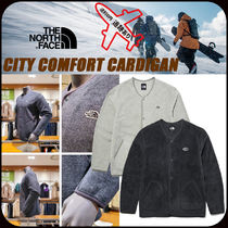 THE NORTH FACE Street Style Logo Outdoor Cardigans
