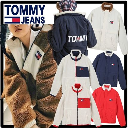 Tommy Hilfiger Casual Style Unisex Street Style Jackets
