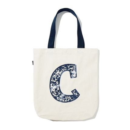 Unisex Canvas Street Style Collaboration Logo Shoppers