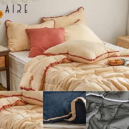 Plain Pillowcases Comforter Duvet Covers