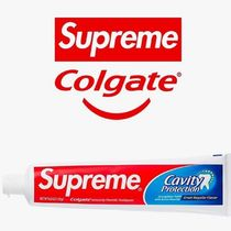 Supreme Collaboration Tooth Pastes
