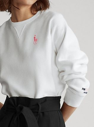Ralph Lauren Long Sleeves Logo Hoodies & Sweatshirts